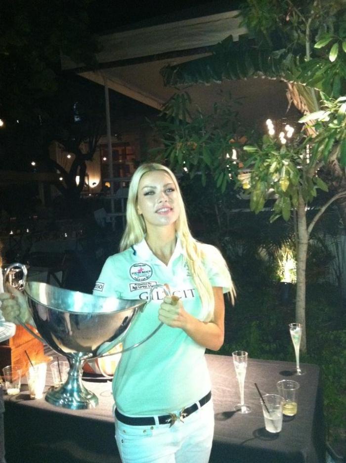 Abigail Beaux champion